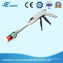 Disposable Curved Stapler for Single Use Only