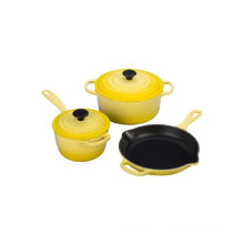 Household Product For Kitchen Cast Iron Cookware Set
