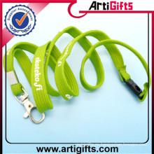 Promoción de cordón de estilo personalizado medalla barata con su logotipo