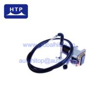 Niedriger Preis Preiswerter elektrischer Drosselklappensteuermotor für Caterpillar Teile E320 105-0092 106-0092X
