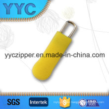 Durable in Used Rubber Decorative Pulls for Zipper