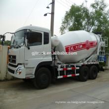 dongfeng camión a estrenar 12cbm camión hormigonera