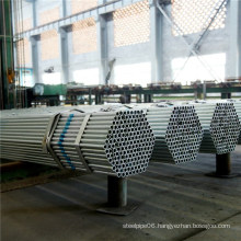 EN10297 E235 cold drawn tube black pipe seamless steel tube with good quality