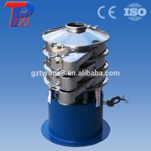 High efficient multi deck sieving vibrating screening machine