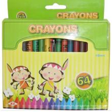 Dibujo profesional del artista 8pcs en crayón de cera no tóxico a granel