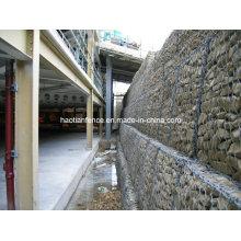 Water Conservancy Project Sechskantgewebte Gabion Box