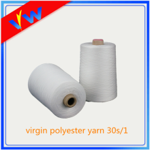virgin polyester t-shirt yarn with fair price