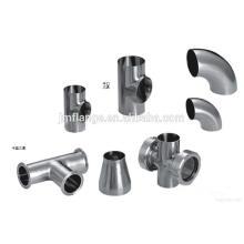 asme B16.9 stainless steel PIPE FITTINGS