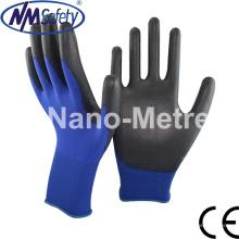 Ручная рабочая перчатка Nmsafety Professional PU с покрытием