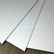 Placa conductora de placa portadora de corriente de aluminio 6101 T63