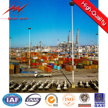 Cheapest Round Tapered CCTV Steel Pole Supplier