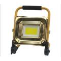 Holofote solar para iluminação arquitetônica