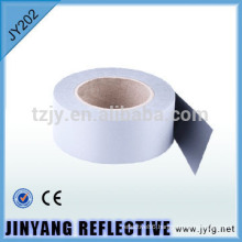 grey polyester high visibility reflective tape