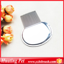 cat lice comb with logo customised