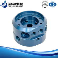 Turning aluminum knob Cnc turning