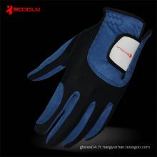 Gant Suede Nap Glof avec gant noir Lycra Glof (2476)