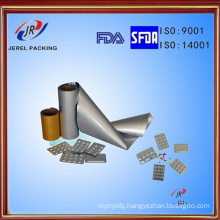 Cold Forming Aluminum Foil with U. S. FDA & Cfda & SGS & ISO Certificate