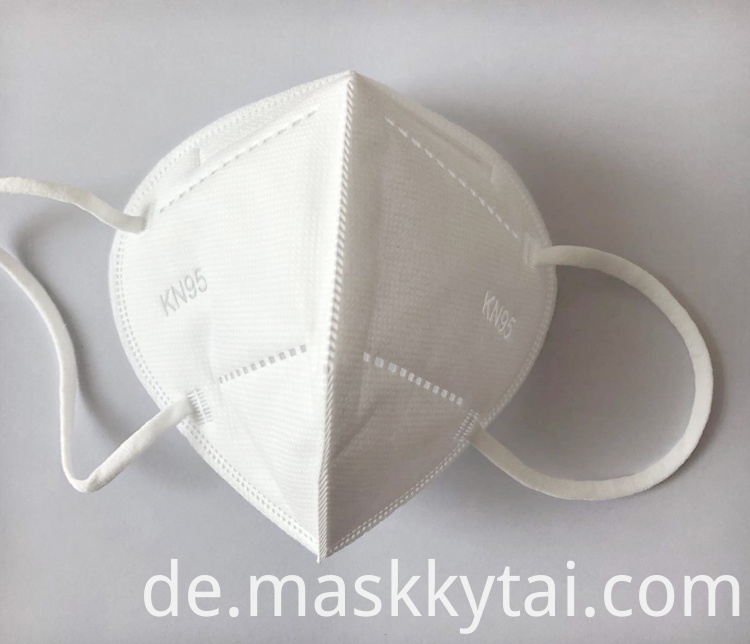 Disposable Nonwoven KN95 Face Mask