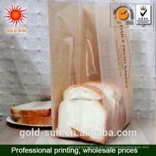 bolsa de papel de alimentos kraft por máquina