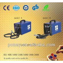 CE aprovado material de aço de proteção térmica portátil pequena máquina de solda com acessórios completos