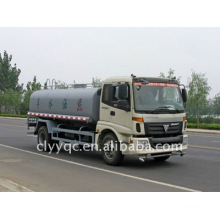 Foton 10000 liter water bowser 4X2 water tanker for sale