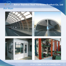Y-Shape Metal Noise Barrier Panel