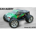 Fábrica Ventas calientes 1/8 Scale Nitro RC Cars para niños