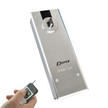 DEPER 180 angle DSW-3A automatic swing door floor spring door closer for glass door