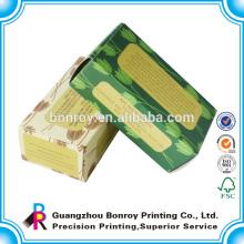 высокое качество коробка подарка бумаги коробки