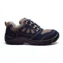 Standard Working Professional PU Industrial Labor Footwear Safety Shoes