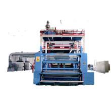 Máquina de tecido não tecido