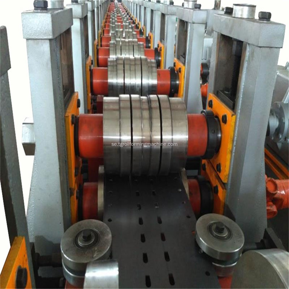 Commercial Shelving Shelf Store Racking Roll Forming Machine