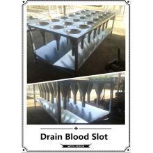 Chicken Bloodletting Table/Chicken Farming Machine