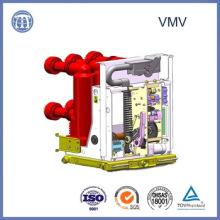 Disjoncteurs à haute tension de Vmv de la norme ISO 9001 17.5kv-630A pour la sous-station de puissance