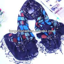 2013 newest lady acrylic scarf