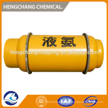 99.8% Industry Anhydrous Ammonia/NH3 for Agriculture Chemical