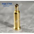 Pino de contato com mola de latão não padronizado com diâmetro 0.9mm