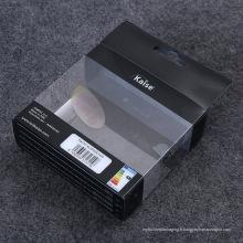 Chine usine d'approvisionnement en plastique boîte d'emballage pour ampoule LED (boîte-cadeau imprimé)