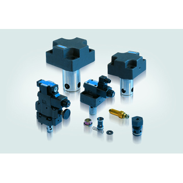 Hydraulic gear pump castings