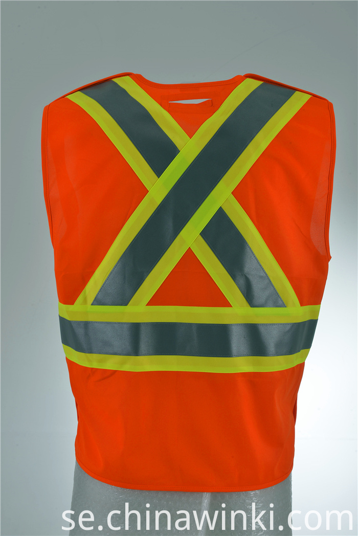 road security vest