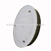 Slim 3w 6w 9w 12w 15w hotel panel LED Deckenleuchte, runde LED Deckenleuchte
