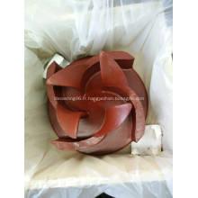 Pompe horizontale de pompe à mousse