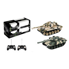 Battle Tanks (including batteries) Camouflage Color Plastic Military Toy