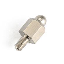 Screw Cap Hexagon Plug Round Head With Thread