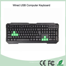 Wasserdichtes Design OEM Logo Standard Keyboards (Kb-1688