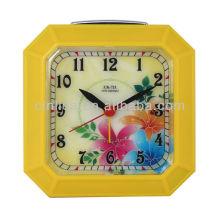 pratical table digital alarm clock/flying alarm clock/smile alarm clock