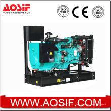 Energía eléctrica de las piezas del generador eléctrico de 50HZ 80KVA por el motor 4BTA3.9-G11 de Cummins de Cummins OEM facotry