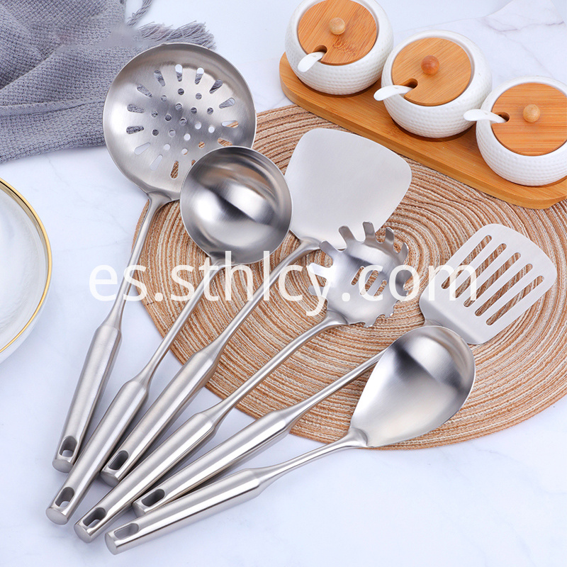 Modern Design Metal Kitchen Utensils