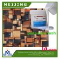 carreaux de colle au bois pour coller mosaïque maille polyester retour