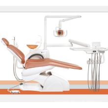 High quality dental equipment portable dental unit chair with air compressor